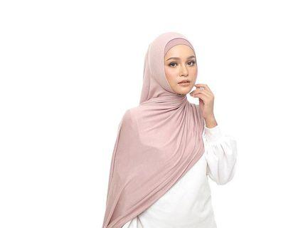 Peachyscarf Basic jersey hijab ( viscose wrap )
