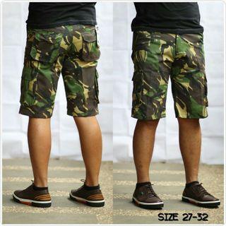 Celana Pendek Army/cargo