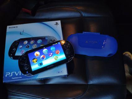 🚚 Fat PS Vita Henkaku Permanently Modded + 8GB card