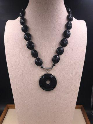 出口歐美 人造首飾 -  頸錬 (EXPORT Europe / USA Fashion Jewellery Necklace) About 49cm with extension chain 12cm
