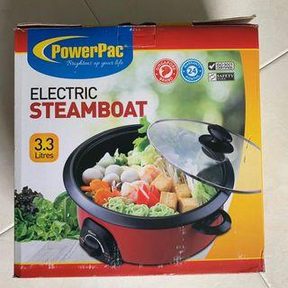 Powerpac Electric Steamboat