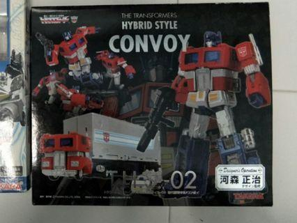 🚚 Transformers THS-02 Optimus Prime