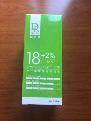 Dr Hsieh 達特醫 18+2% 杏仁酸果酸更新精華 30ml