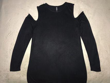 Cotton On Maxidress Black