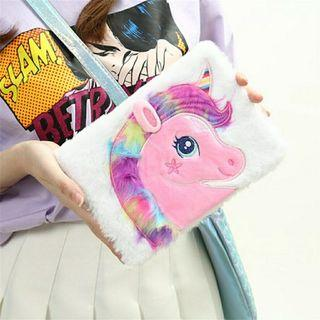 🚚 Unicorn Fur Notebook