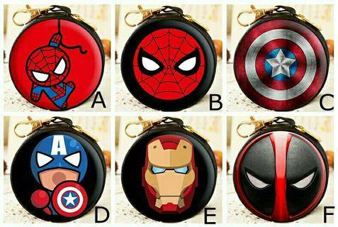 Avengers Coin Wallet