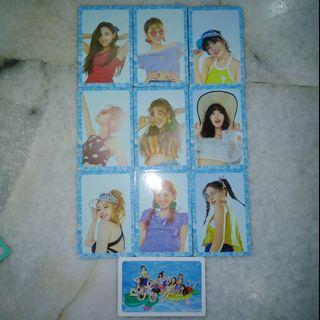 [WTS] Twice Summer Nights Version A Preorder Benefits