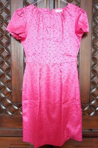Pink Dress mint