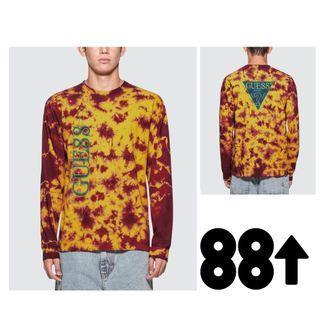 GU88S Tie-Dye L/S || GUESS X 88RISING