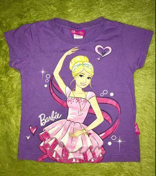Beautiful Barbie purple t-shirt