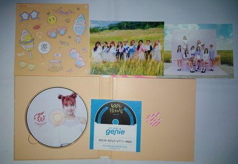 [WTT/WTS] Twice TwiceCoaster Lane 1 Momo CD Plate