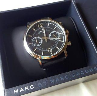 🚚 Marc Jacobs Fergus Chronograph With Date