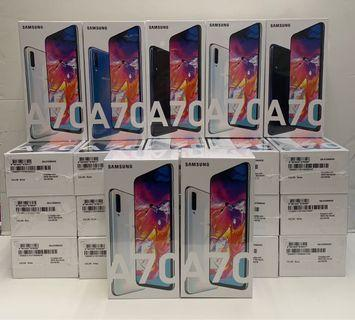 Samsung A70 128gb (Local Set)