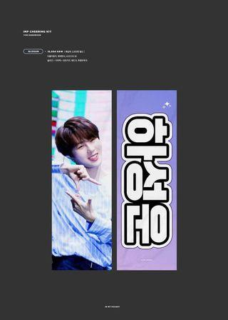 HA SUNGWOON SLOGAN