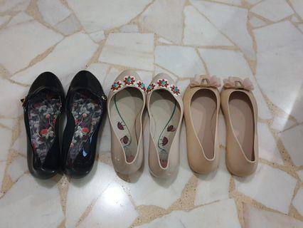 3 pairs Jelly Bunny / Anna Nucci