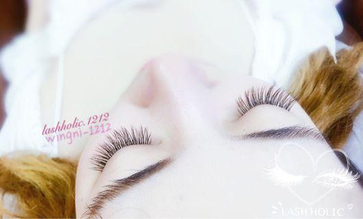 Eyelashes Extensions 日本日式植睫毛