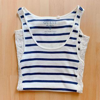 Guess Stripes Singlet