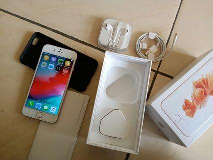 iPhone 6s fullset sampe nota ori singapur
