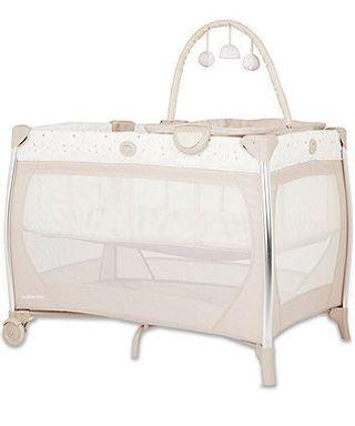 🚚 Mothercare Bassinet Travel Cot With Changer And Teddys Toy Box