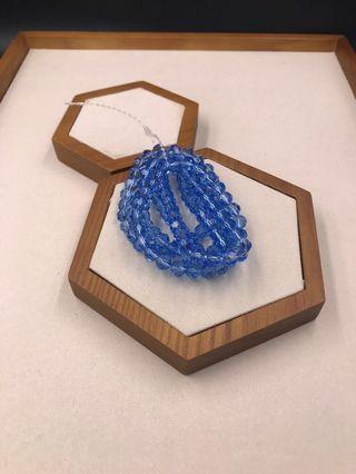 出口歐美 人造首飾 - 5 Rows 手錬(EXPORT Europe / USA Fashion Jewellery Elastic Bracelet 5 Rows Per Set)