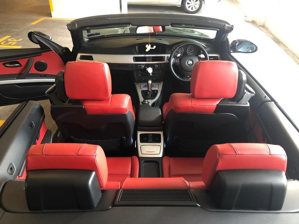 2007 BMW 335i Hard Top Convertible