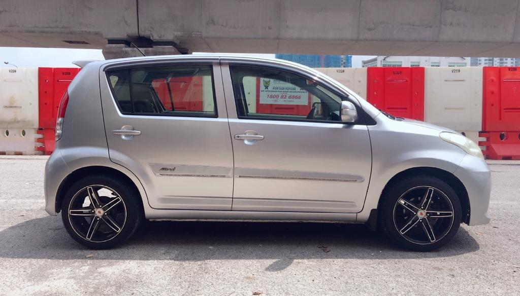 2010 Perodua MYVI 1.3 EZi PREMIUM (A) B/L Loan Kedai Dp 2k