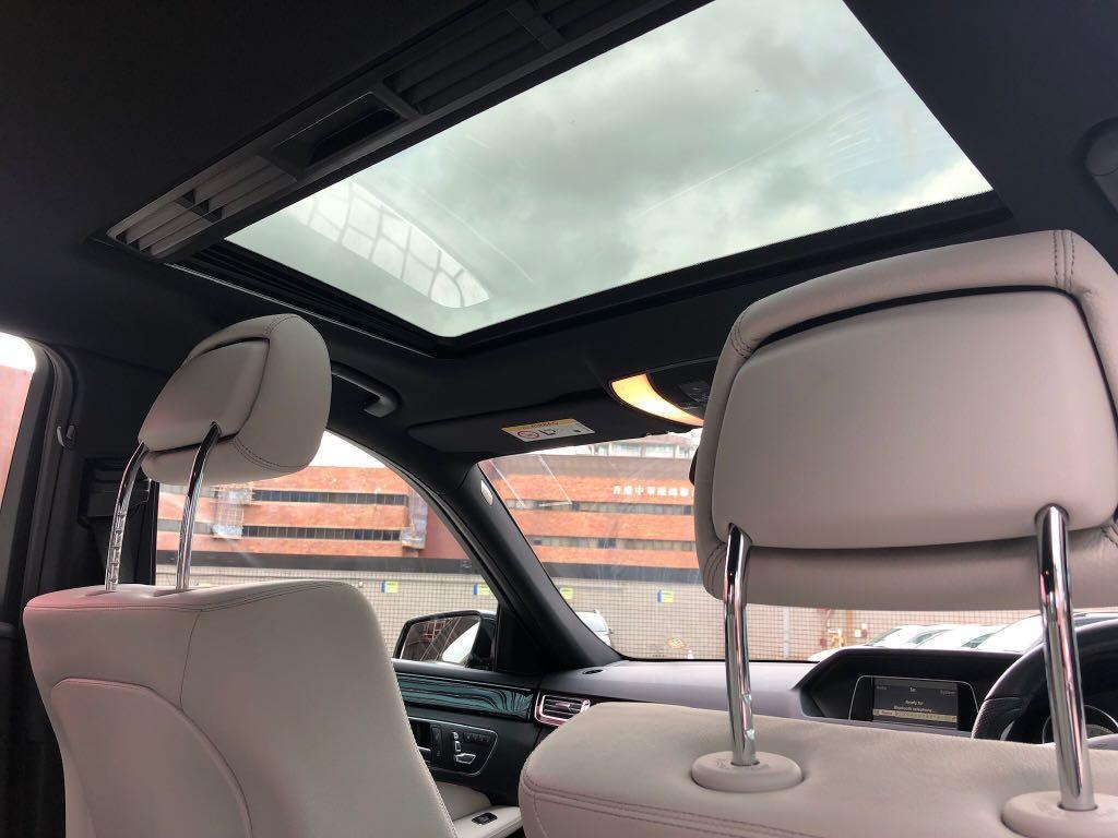 2014/15 MERCEDES-BENZ E250 AMG