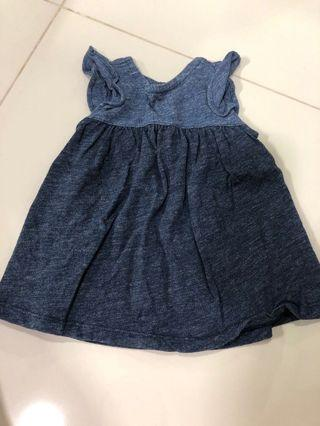 🚚 [Preloved] (3M-6M) Baby Gap Dress