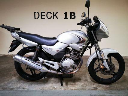 Bike for rent - ybr125