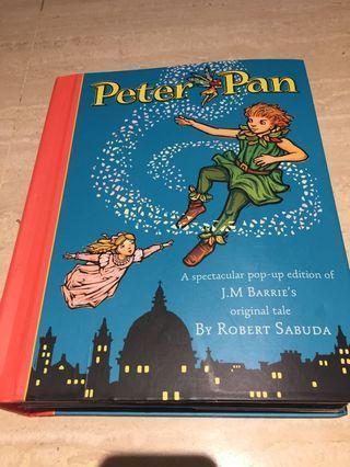 🚚 Peter Pan Pop Up Book