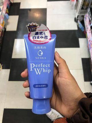 Senka Perfect Whip / OPEN PO JAPAN