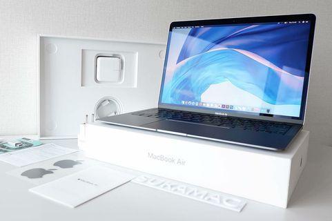 Kredit MacBook Air MRE82 2018 i5/8gb/ssd 128gb KTP + SIM bisa proses
