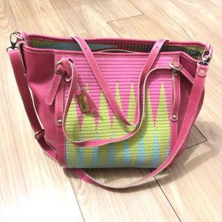 Batik Tote Bag Handmade