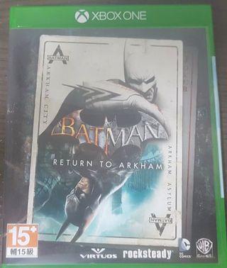 🚚 Batman Return To Arkham