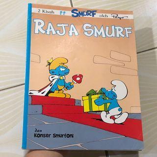 Buku Komik Raja Smurf