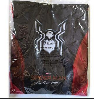 🚚 Spider man bag