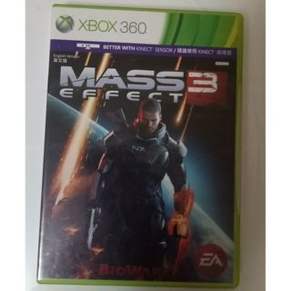 ONE可玩 質量效應 3 XBOX 360 Mass Effect 3