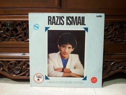 Lp...Vinyl...Razis Ismail - Hadir Mu Membawa Sinaran