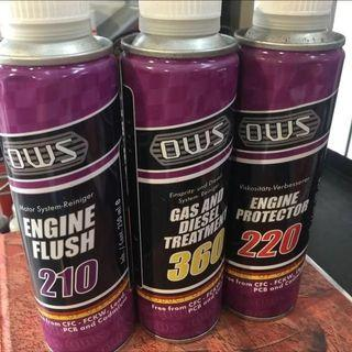 OWS Engine Flash,Protector, Cleaning Injector