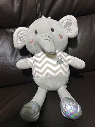 Cute Elephant Soft Toy