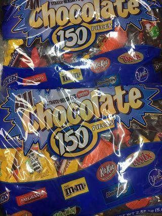 Nestle chocolate