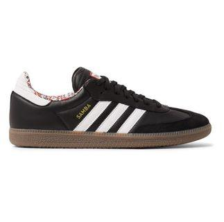 AUTHENTIC ADIDAS SAMBA + HAVE A GOOD TIME