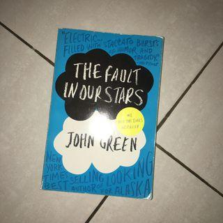 The Fault In Our Stars (English