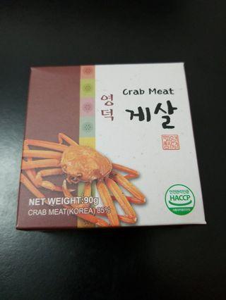 韓國YDK即食蟹肉 Korea Crab Meat