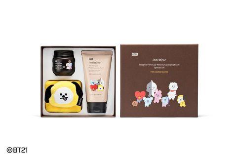 NO SERVICE CHARGE BT21 INNISFREE