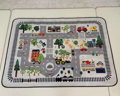 Fabric Play mat Play Rug for children