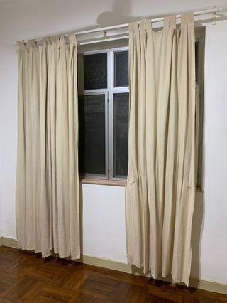 Bedroom or Living Room Curtains