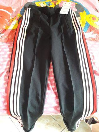 Celana / pants zara basic original