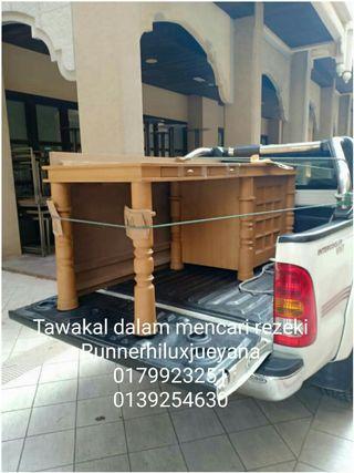 Transport pickup brg