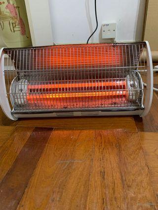 Small room heater